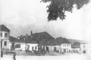 Dom Pański, inaczej Kamienica Fodydzińska w Rynku Chęcin